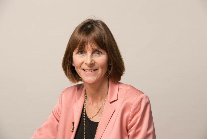 Emma Chamberlain OBE
